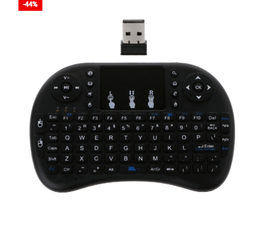 Smart TV Keyboard Touchpad