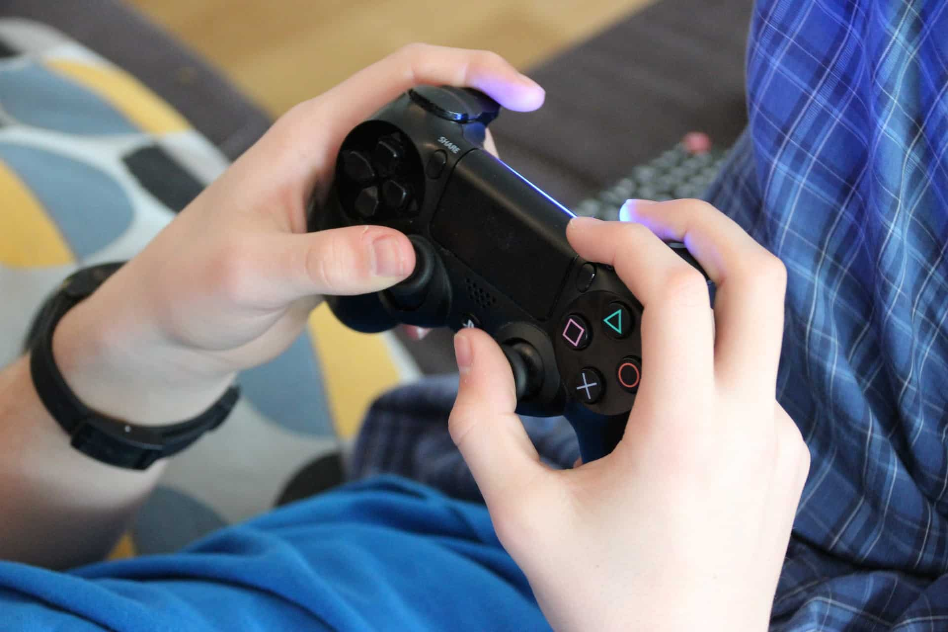 Just 1 Hour Gaming May Improve Attention