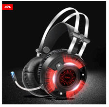 PC Headset Gaming Headphone