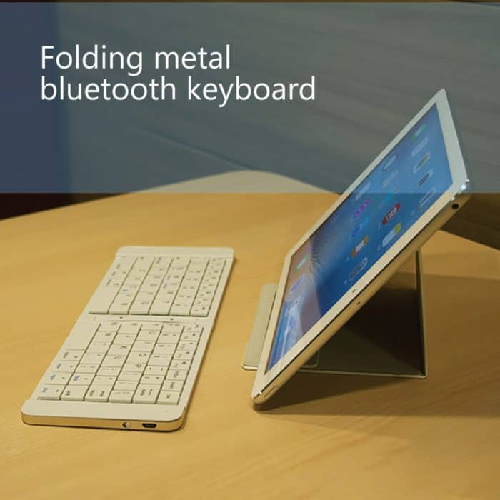 Foldable Keyboard Wireless Device